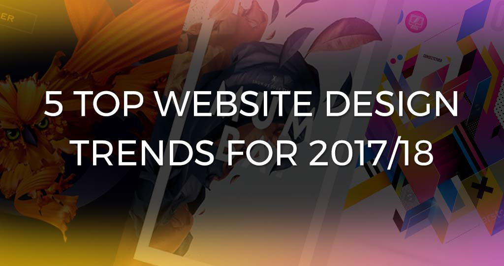 top-5-website-design-trends-2018-image